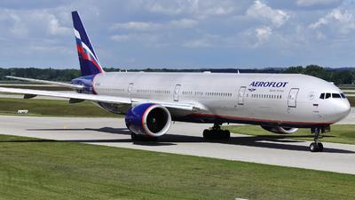 A picture of VQBUA - Boeing 7773M0(ER) - Aeroflot - © Domi Einert