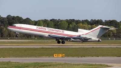 N722CK - Boeing 727-2H3(Adv)(F) - Kalitta Charters II