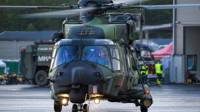 NH-204 - NH Industries NH-90TTH - Finland - Army