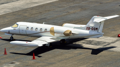 XB-GSM - Bombardier Learjet 35A - Private