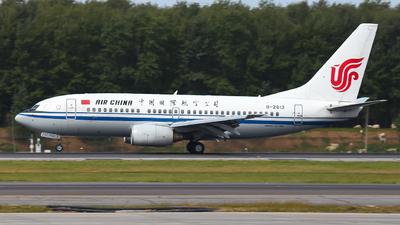 B-2613 - Boeing 737-79L - Air China