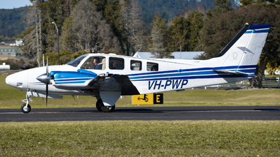 VH-PWP - Beechcraft G58 Baron - Private