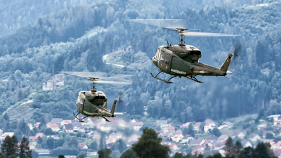 5D-HL - Agusta-Bell AB-212AM - Austria - Air Force