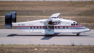 SE-INZ - Short 330-200 - Flying Enterprise