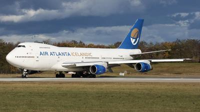 TF-AMD - Boeing 747-243B(SF) - Air Atlanta Icelandic