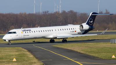 D-ACNC - Bombardier CRJ-900LR - Lufthansa