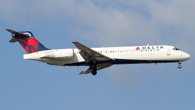 A picture of N968AT - Boeing 7172BD - Delta Air Lines - © Jeremy D. Dando