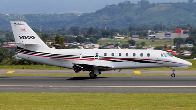 N680RB - Cessna 680 Citation Sovereign - Private