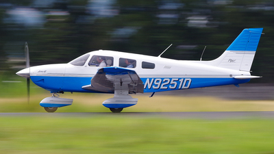 A picture of N9251D - Piper PA28181 - [2890213] - © Kenneth Mora Flores