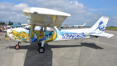 N22905 - Cessna 172M Skyhawk II - Yokota Flight Training Center