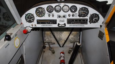 PT-AXH - Piper PA-11-90 Cub Special - Aero Club - Jundiaí