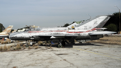 304 - Mikoyan-Gurevich MiG-21bis Fishbed L - Israeli Aircraft Industries (IAI)