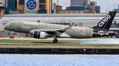 C-GWYD - Bombardier CSeries CS100 - Bombardier Aerospace