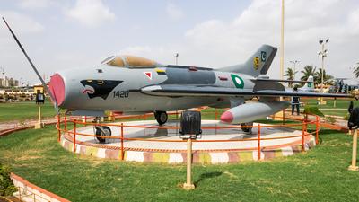 1420 - Shenyang F-6 - Pakistan - Air Force