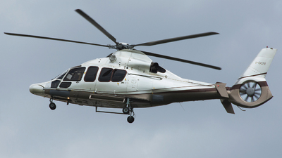 I-GCFE - Eurocopter EC 155B1 Dauphin - Private
