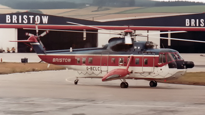 G-BCLC - Sikorsky S-61N - Bristow Helicopters