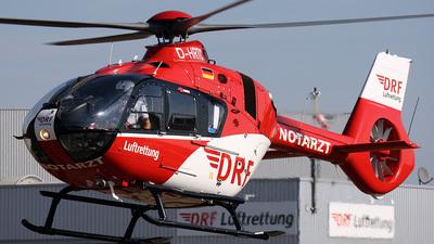 D-HRTC - Eurocopter EC 135T3 - DRF Luftrettung