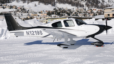 N1219S - Cirrus SR22T-GTS G5 Platinum - Private