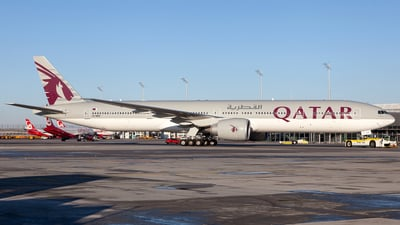 A7-BED - Boeing 777-3DZER - Qatar Airways