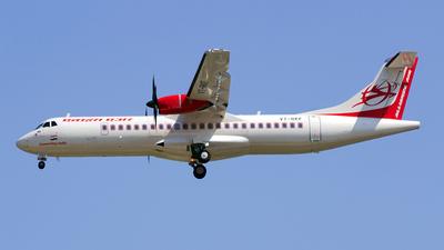 VT-RKF - ATR 72-212A(600) - Alliance Air