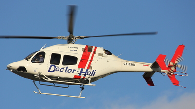 JA128D - Bell 429 Global Ranger - Nakanihon Air Service
