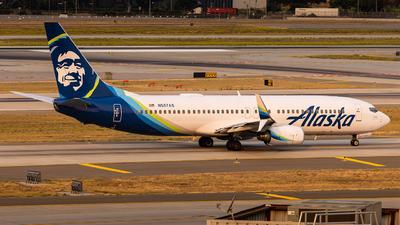 N557AS - Boeing 737-890 - Alaska Airlines