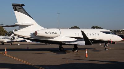 M-SNER - Dassault Falcon 2000EX - Private