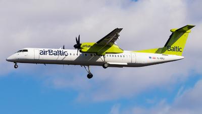 A picture of YLBBU - De Havilland Canada Dash 8400 - Air Baltic - © Oleksandr Smerychansky
