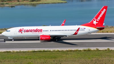 A picture of 9HTJD - Boeing 73784P - Corendon Airlines - © Sindy Rogosz
