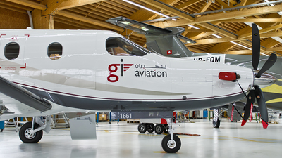 HB-FQB - Pilatus PC-12/47E - GI Aviation