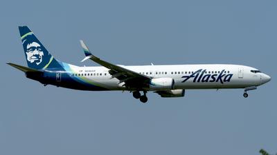 N288AK - Boeing 737-990ER - Alaska Airlines