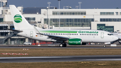 D-ABLA - Boeing 737-76J - Germania