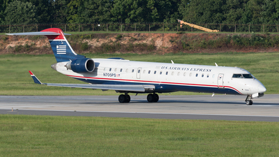 N705PS - Bombardier CRJ-701ER - US Airways Express (PSA Airlines)
