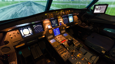 Simulator - Airbus A320-214 - Private