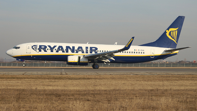 EI-EVK - Boeing 737-8AS - Ryanair