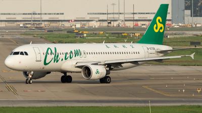 B-6708 - Airbus A320-214 - Spring Airlines