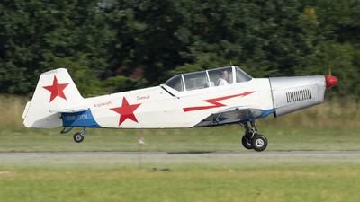OM-OTN - Zlin Z-326M - Aero Club - Bratislava