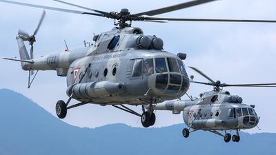 1722 - Mil Mi-17 Hip - Mexico - Air Force