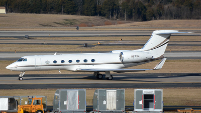 N273A - Gulfstream G550 - Private