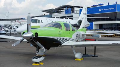 HS-GOD - Cessna T240 Corvalis TTX - Private