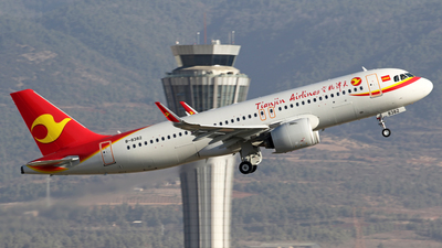 B-8382 - Airbus A320-271N - Tianjin Airlines
