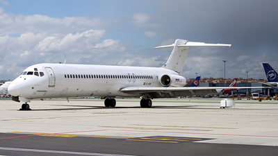 EC-KSF - McDonnell Douglas MD-87 - IMD Airways