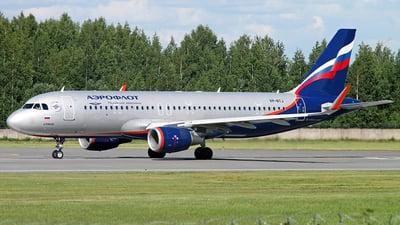 A picture of VPBTJ - Airbus A320214 - Aeroflot - © Malyshev Andrei