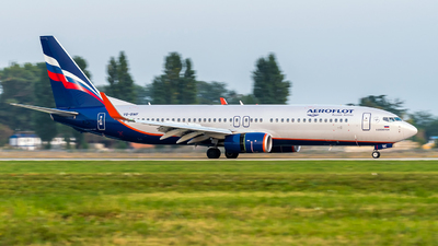 A picture of VQBWF - Boeing 7378LJ - Aeroflot - © Alexander Lebedev