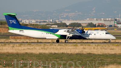 A picture of 7TVCL - De Havilland Canada Dash 8400 - Tassili Airlines - © Pise