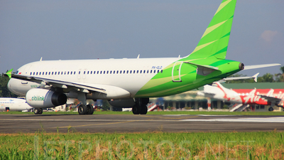 PK-GLD - Airbus A320-233 - Citilink