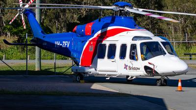 VH-ZFV - Agusta-Westland AW-139 - Bristow Helicopters