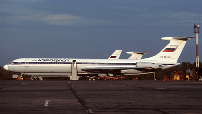 RA-86453 - Ilyushin IL-62 - Aeroflot