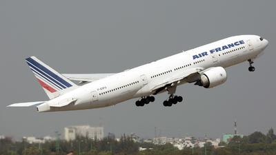 F-GSPO - Boeing 777-228(ER) - Air France
