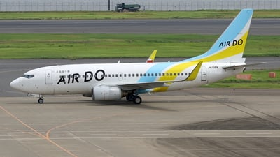 JA15AN - Boeing 737-781 - Air Do (Hokkaido International Airlines)